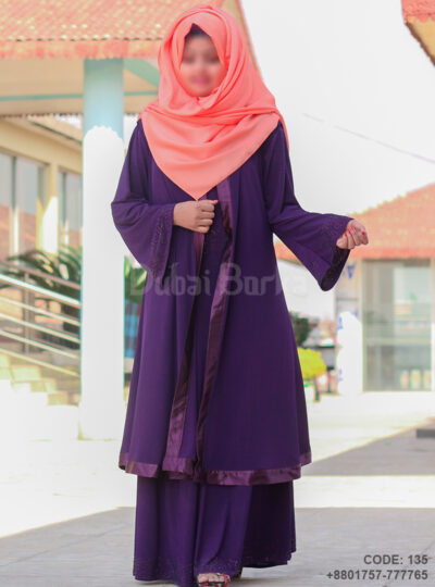 Latest Design Purple Color Koti